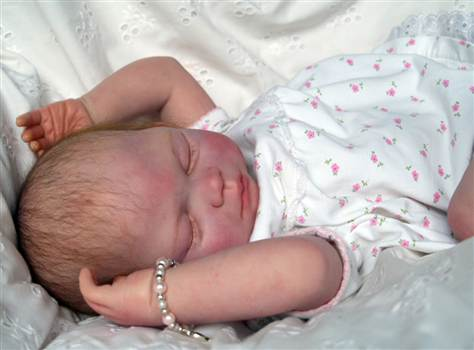 Silicone Reborn Baby Doll